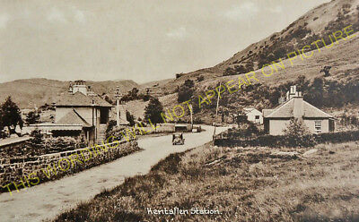 Ballachulish Kentallen Railway Station Photo Appin and Connel Line 4 Duror