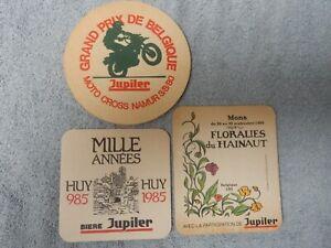 3  oude  DATUMVILTJES  JUPILER                   //