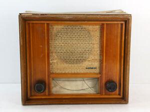 Lorenz  Röhrenradio tube radio Modell unbekannt