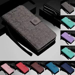 Pour-Sony-Xperia-XZ3-XA3-XA2-Magnetique-Flip-Stand-Carte-Portefeuille-etui-en-Cuir