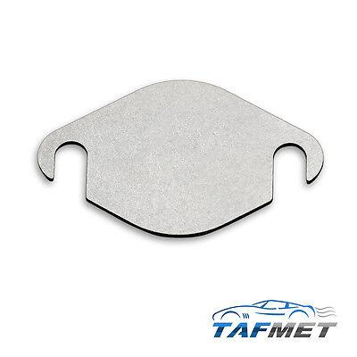 066 EGR valve blanking plate for Citroen C5 Peugeot 406 607 2.2 HDI