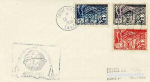Polarpost: Terres Australes et Antarctiques - Annee Geophysique Interntl. - 1958