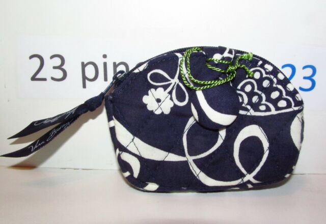 VERA BRADLEY CHOICE PROMO VERA BRADLEY LITTLE BUTTON COIN PURSE PROMO ITEMS NEW
