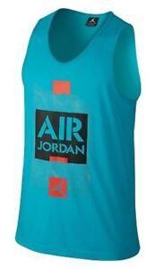 81c642f0291 Nike Air Jordan Boys Jumpman T-Shirt Tank Top Tee Size Med. | eBay