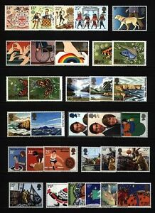 GB-1981-Commemorative-Stamps-Year-Set-Unmounted-Mint-UK-Seller