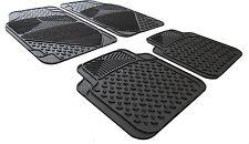 Rubber and Carpet Car Floor Foot Well Mats For MERCEDES B-CLASS (W245) 2005>2011