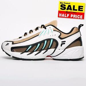 Fila ADL99 patrimonio bajo clásica para hombre Casual Zapatos de entrenamiento Blanco Retro