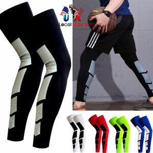 Medical-Calf-Leg-Running-Compression-Sleeve-Socks-Shin-Splint-Support-Wrap-Brace