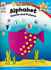 Alphabet Sounds and Pictures Grade PK-K by Carson Dellosa Publishing Company (Paperback / softback, 2010)