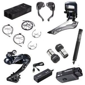 2018 Shimano Ultegra R8060 Time Trial/Triathlon Di2 Electric Upgrade Kit NIB | eBay