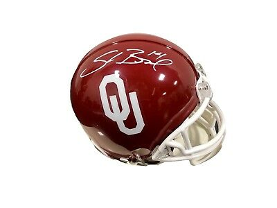Sam Bradford Oklahoma Sooners Full Size Helmet