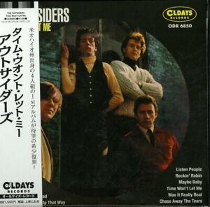 OUTSIDERS-TIME-WON-039-T-LET-ME-JAPAN-MINI-LP-CD-BONUS-TRACK-C94