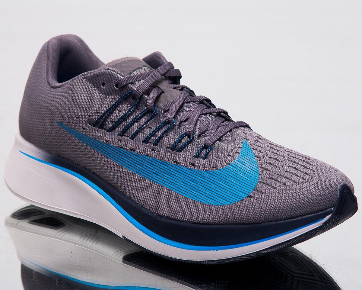 Nike Zoom Fliege Herren Laufschuhe Rauchende Colts Blau Obsidian Turnschuhe