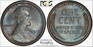 1917-PCGS-MS64BN-Lincoln-RicksCafeAmerican-com