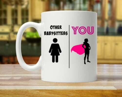 Babysitter Gift Gift For Babysitter Babysitter Mug Babysitter Gift