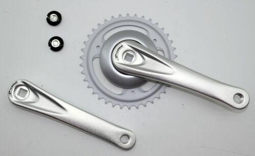 38 Teeth Crank Prowheel Aluminium 170mm crankset Single Drive 4-sided