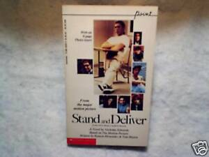 1989 STAND AND DELIVER lou diamond phillips andy garcia | eBay