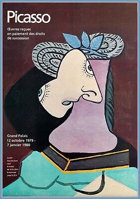 8065.Decoration Poster.Home design art.Room Decor.Picasso exhibition.French
