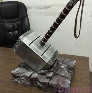 thor s hammer stand base hammer h q arrived the avengers 1 1 resin