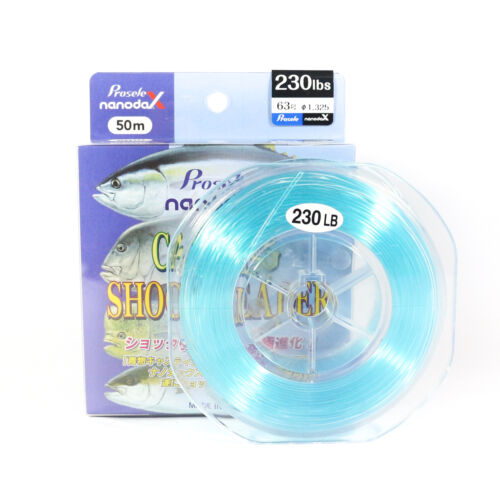 Sanyo Prosele Nanodax Nylon Shock Leader 50M 230lb 0823