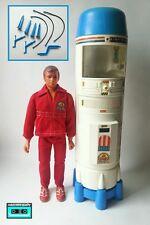 KENNER Bionic Million Dollar Man seis Estación de Reparación Man Bionic