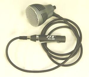Micro-pour-harmonica-JTS-CX-520-alim-Phantom-Harmonica-microphone-set-48V