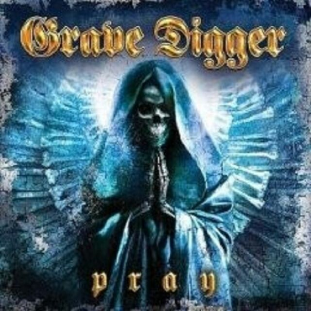 "GRAVE DIGGER ""PRAY EP"" CD NEW HEAVY METAL"