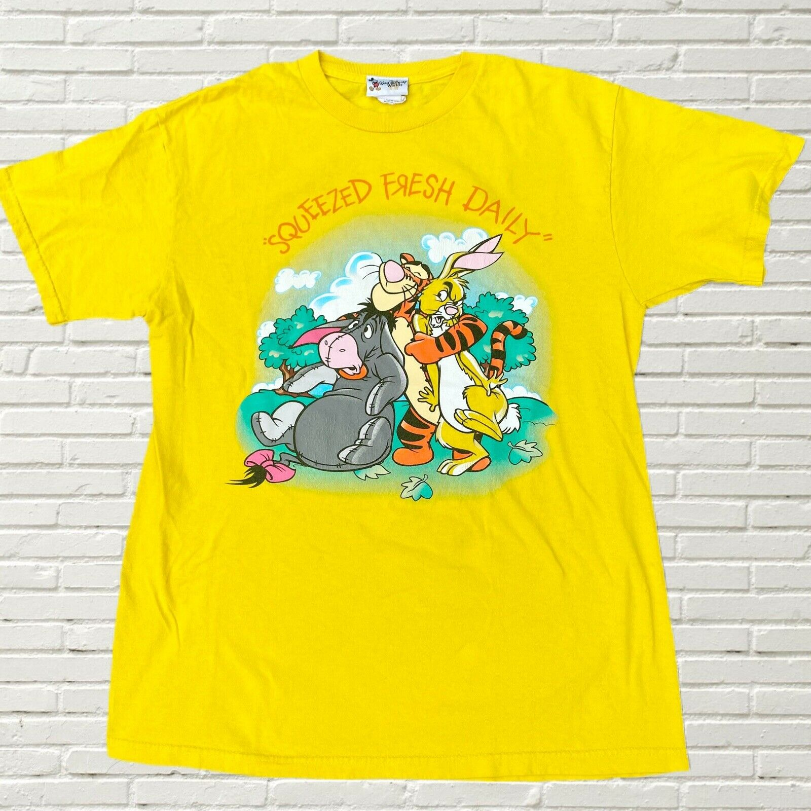 vintage Disney Winnie The Pooh And Friends t shirt