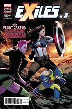 Exiles 3 CGC Graded 9.8 1st Peggy Carter as Captain America Marvel Comics 2018