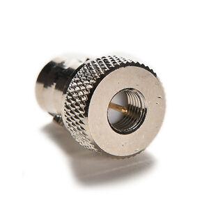 Silver-SMA-Male-Plug-to-BNC-Female-Jack-Coax-Straight-Connector-Adapter-BDAU