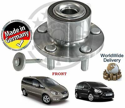 FOR FORD S MAX GALAXY MPV  2006--/> FRONT WHEEL BEARING KIT WITH BOLT  1437643
