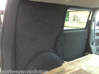 VW T5 TRANSPORTER T4 INTERIOR CARPET LINING KIT *VELTRIM READY CARPETED PANELS*