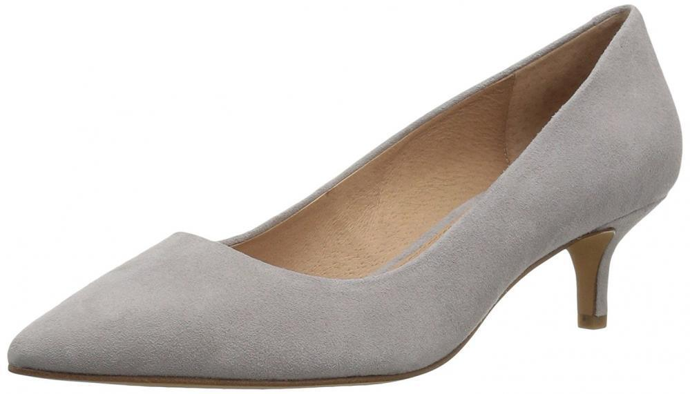 206 Collective Women's Queen Anne Kitten Heel Dress Pump