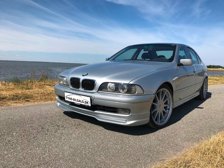 BMW 540i 4,7 V8 Hartge aut. 4d