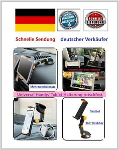 kfz pkw lkw auto halterung rutschfest halter smartphone tablet handy universal ebay. Black Bedroom Furniture Sets. Home Design Ideas