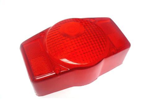 KR Rücklichtglas HONDA  CB 100 70-73  NEU .. Tail light lens