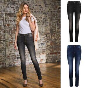 Détails sur Femmes Jeans Skinny Jeans Pantalon Stretch Slim Fit Gr. 34 46 Longueur 30 32