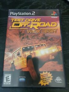 Play-Station-2-Test-Drive-Off-Road-Wide-Open-Game