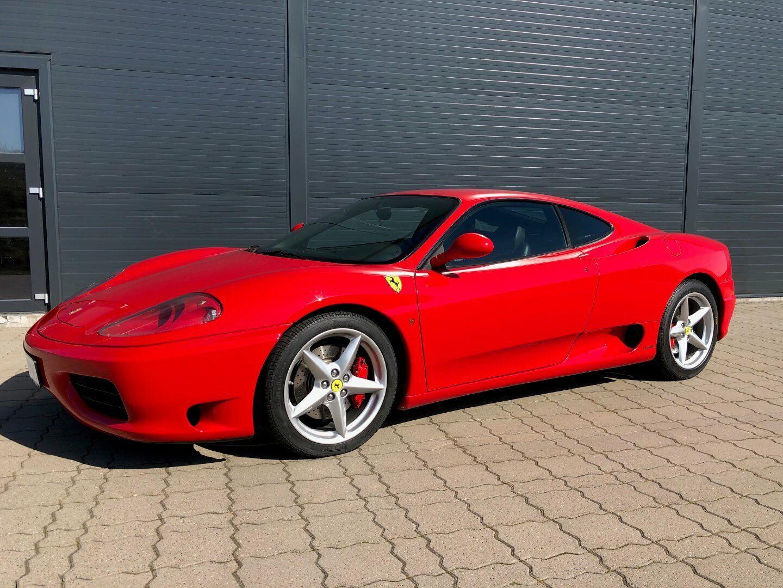 Ferrari 360 3,6 Modena 2d
