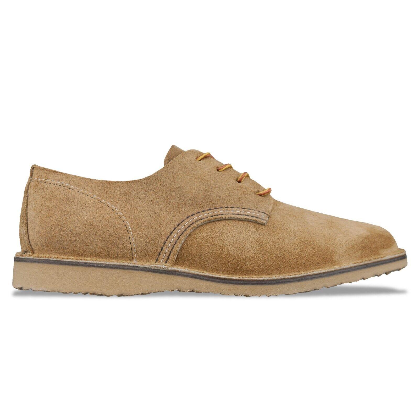 RED WING Chaussures - 3302 Weekender Oxford - Hawthorne Hawthorne Hawthorne muleskin - Neuf en bo?te ba32da