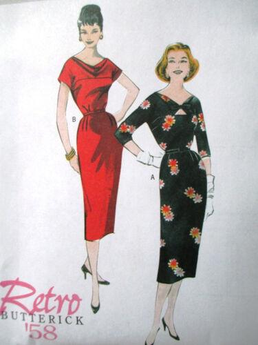 U PICK VINTAGE Style Retro Sewing Patterns Misses/' 40/'s-50/'s 60/'s Lot #29