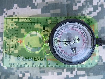 NEW - CAMMENGA TRITIUM PROTRACTOR COMPASS - DESTINATE MODEL D3T - JUNE 2018