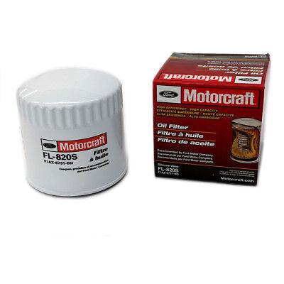 OEM NEW Ford Genuine Motorcraft Engine Oil Filter F1AZ 6731 BD Or FL 820S EBay