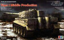 """RM-5010 Panzer VI Tiger I s.Pz.Abt. 502 """"Otto Carius"""", 1944, RFM 1:35,NEU&"""