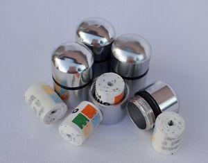 Geocaching-Nano-XL-Cache-Behaelter-magn-inkl-wetterfestem-Logbuch-versch-Farben