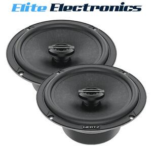 Hertz-CX165-6-5-034-Cento-Series-210W-Car-Audio-Coaxial-Speakers