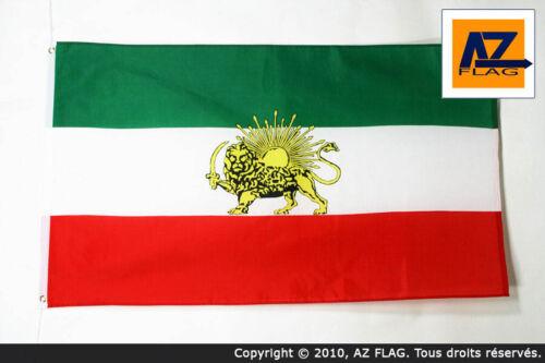 IRANISCHE FAHNE  60 x 90 cm flaggen AZ FLAG Top Qual FLAGGE IRAN ALT 90x60cm