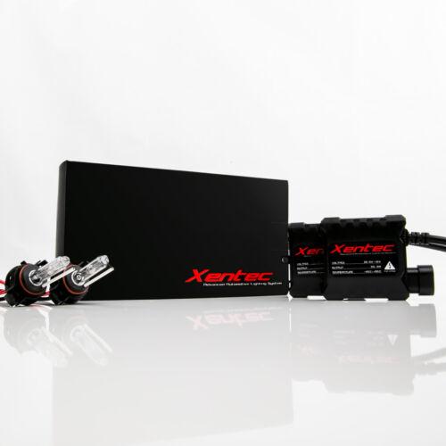 Xentec Super Compact 5202 H16 PSX24W 2504 6000K Diamond White HID Xenon Kit 35W