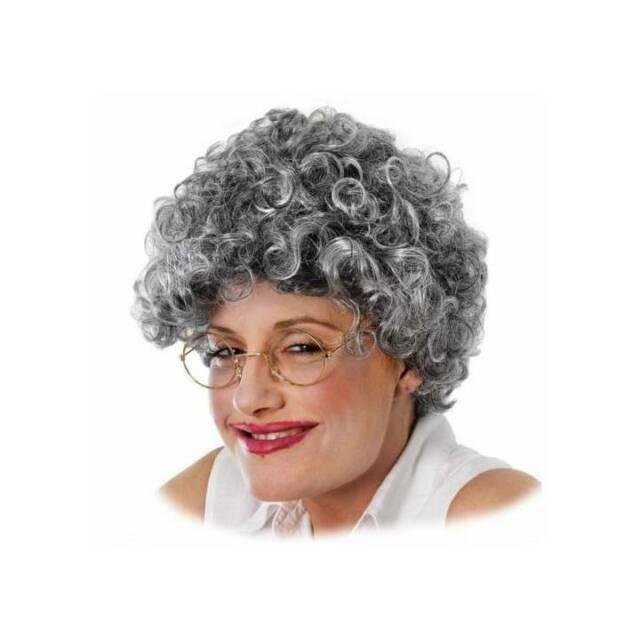 Forum Novelties Womens Yo Momma Curly Costume Wig