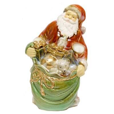 Gisela Graham Green Egg Pot 81177